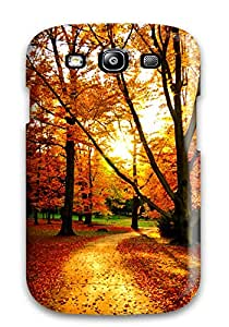 Leslie Hardy Farr's Shop MarvinDGarcia Premium Protective Hard Case For Galaxy S3- Nice Design - Stroll In The Park