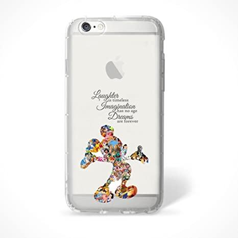 coque iphone 6 disney silicone personnage