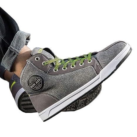 Botas Moto de la Moda, Zapatillas de Deporte Ocasionales de la Bici de la Calle