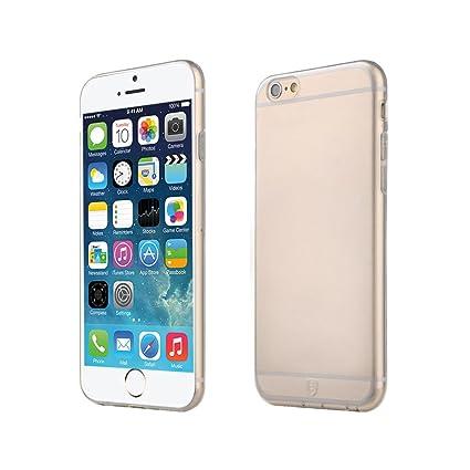 Amazon.com: Baseus – Simple carcasa para iPhone 6 Transparente