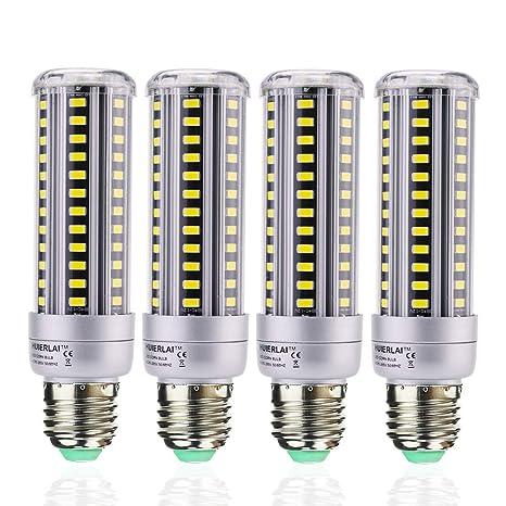 Bombilla LED E27 Blanco Frio 15W (Equivalente a 120W) Lampara Led 6000K 1380 Lúmenes