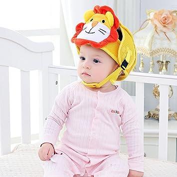 Amazon.com: luerme casco de seguridad para niños cojín ...