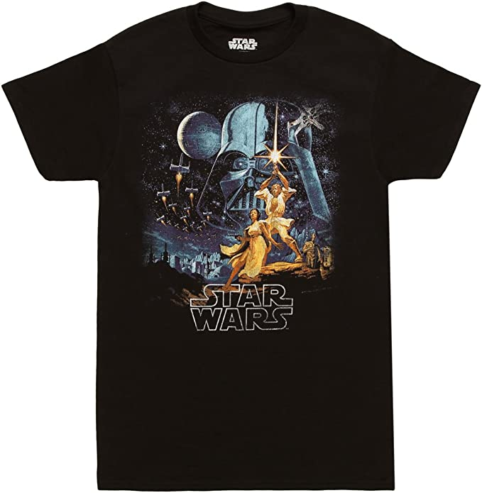 star wars t shirt i was there at the beginning