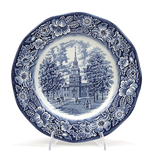 Liberty Blue by Staffordshire, China Dinner Plate ()