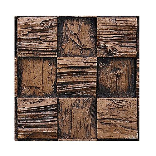 BuyFauxSone Chicago Brick Wall Panel RUSSET