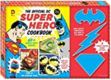 img - for The Official DC Super Hero Cookbook Deluxe Edition (DC Super Heroes) book / textbook / text book