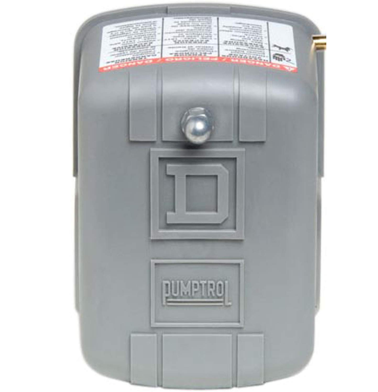 Square D FSG2J24CP 40 To 60 PSI Water Pump Pressure Switch