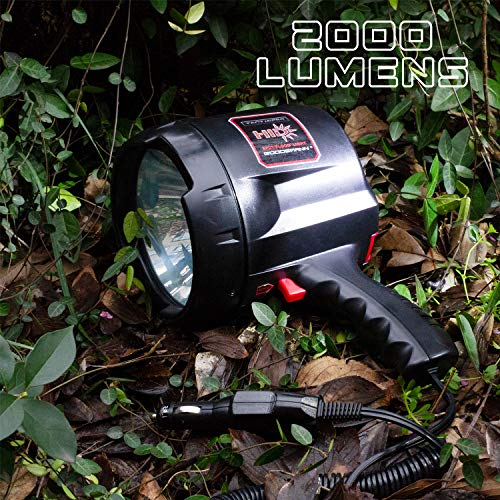 GOODSMANN TACTICPRO Powerful 2000 Lumen HID Spotlight/Floodlight Automotive/Garage/Emergency/Boating - http://coolthings.us