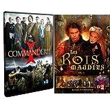 La Commanderie (3 dvd) + Les rois maudits