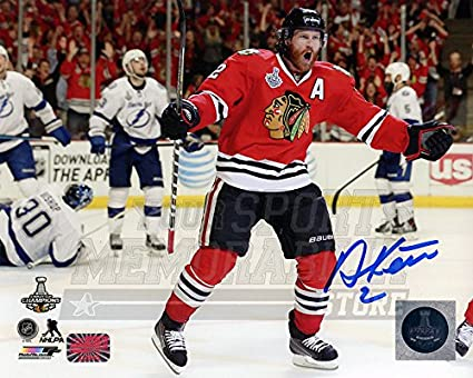 19bfb34ad88 Image Unavailable. Image not available for. Color: Duncan Keith Chicago  Blackhawks ...