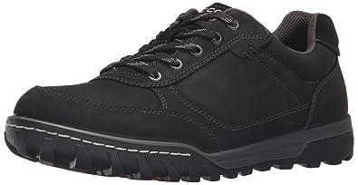 ECCO Men's Urban Lifestyle Low Walking, Black, 40 EU/6-6.5 M