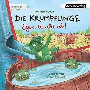Egon taucht ab (Die Krumpflinge 4) Hörbuch