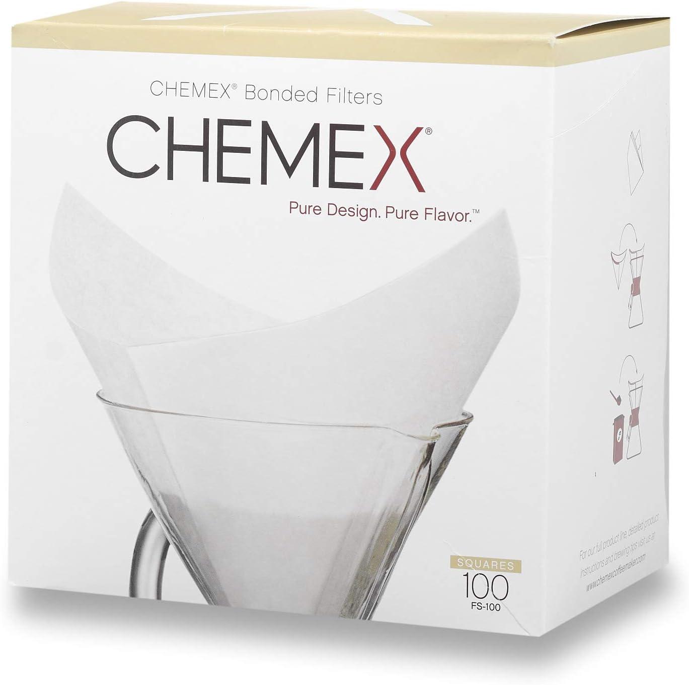 El Globo café & mucho más Coffee Filter Chemex (Filtros de Papel ...