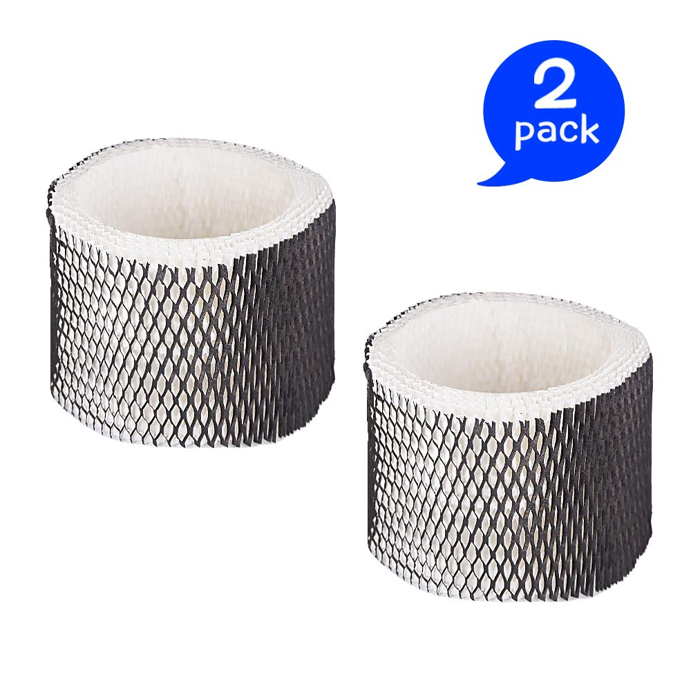 Strengthmix 2 Pack Filters Compatible with Holmes & Sunbeam Humidifier Filter A,Replacement Parts HWF62 HWF62CS HWF62D