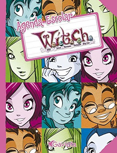 Agenda Escolar Witch 2005: 9788439204305: Amazon.com: Books