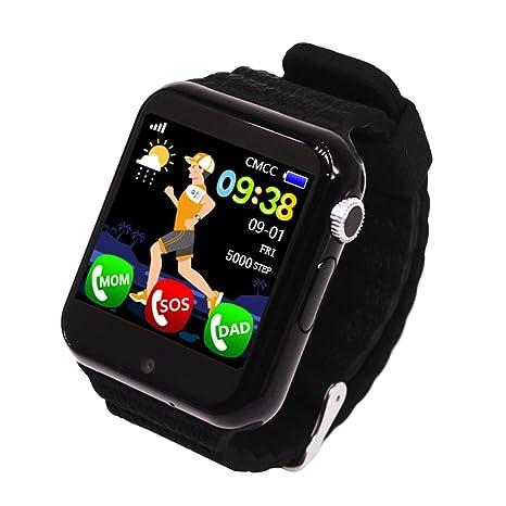 Starriver Reloj Inteligente V7K,SmartWatch1.54 en Pantalla táctil Impermeable,Reloj de Pulsera