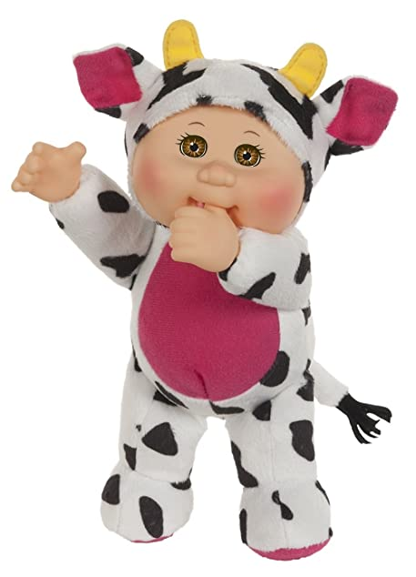 Cabbage Patch Kids Clara Cow Cutie Baby Doll, 9