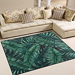 61aDZAtU3SL._SS247_ Palm Tree Area Rugs and Palm Tree Runners