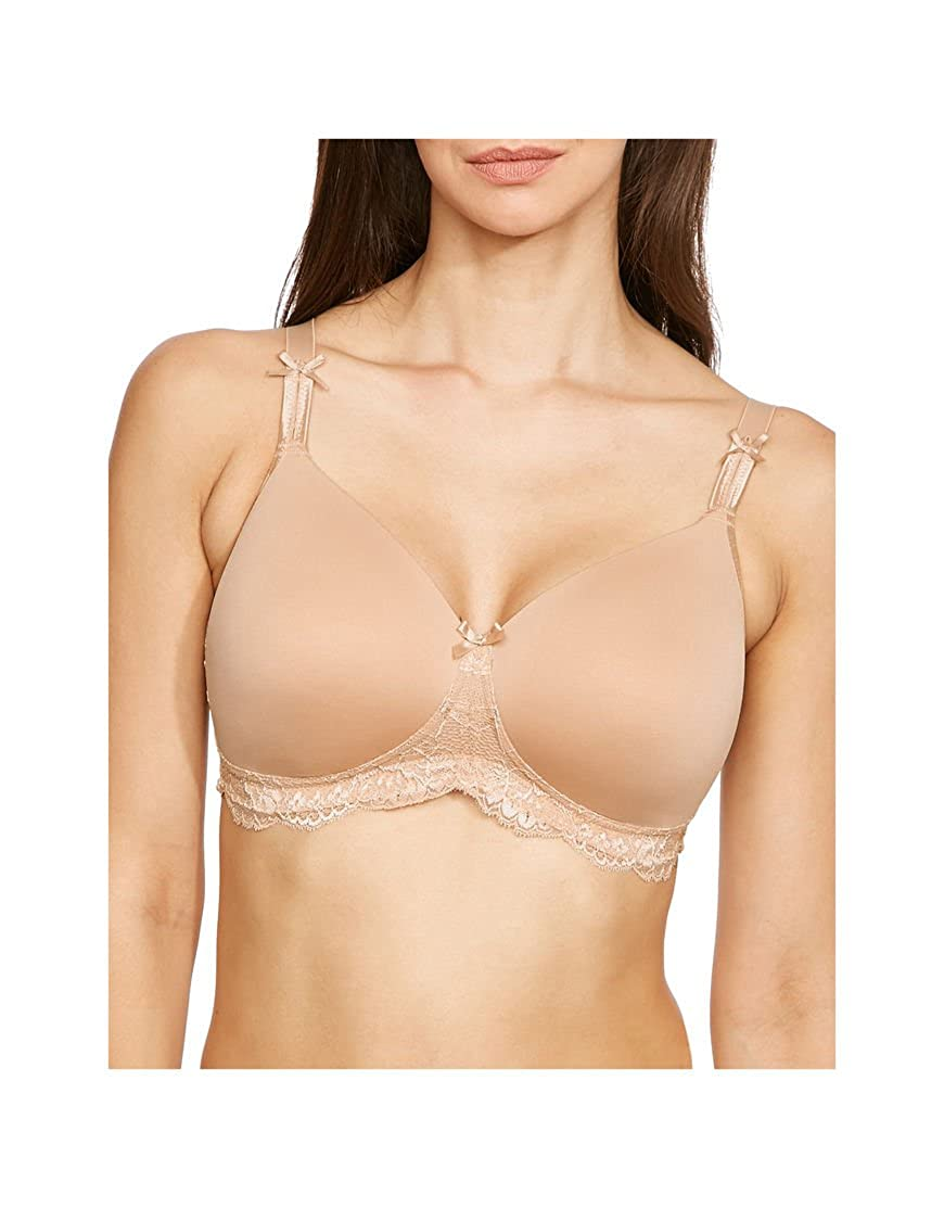 Royce Womens Caress Georgia Wire-Free Post-Surgery Bilateral Cotton Pocketed Bra
