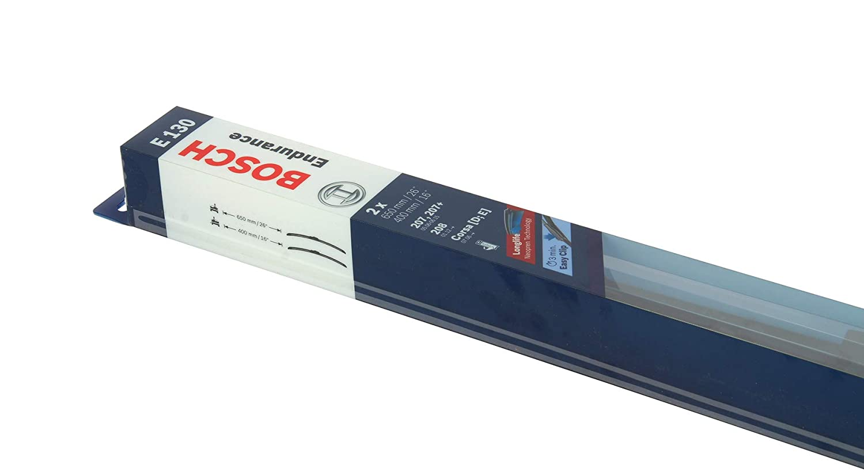 Bosch 647830 - Juego de 2 escobillas para limpiaparabrisas: Amazon.es: Coche y moto