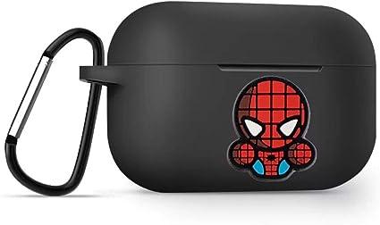 Amazon Com Spiderman Airpods Pro Case 3d Super Hero Silicone