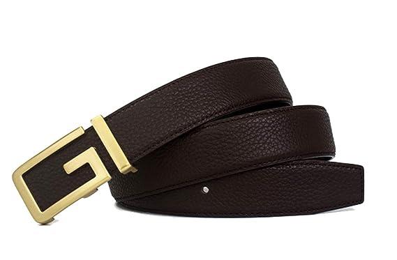 4051ecc84 [TGVQUN] Luxury Designer GG Style Women Girl Fashion Belt [3.2CM Width]