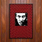 Twin Peaks' Killer Bob Poster or Framed Print