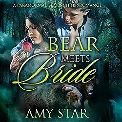 Bear Meets Bride