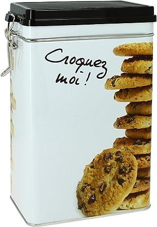 Boite A Cafe Cookies Maison Croquez Moi Rangement Cuisine Deco