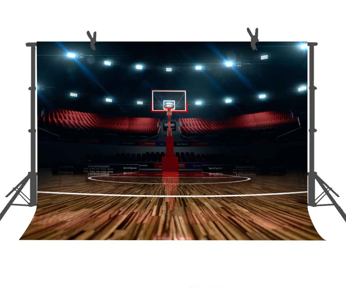 high quality 9ftx6ft basketball backdrop sports photo background