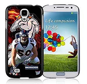NFL&Denver Broncos-J.D. Walton_Samsung Galalxy S4 I9500 Case Gift Holiday Christmas Gifts cell phone cases clear phone cases protectivefashion cell phone cases HLNA605585998