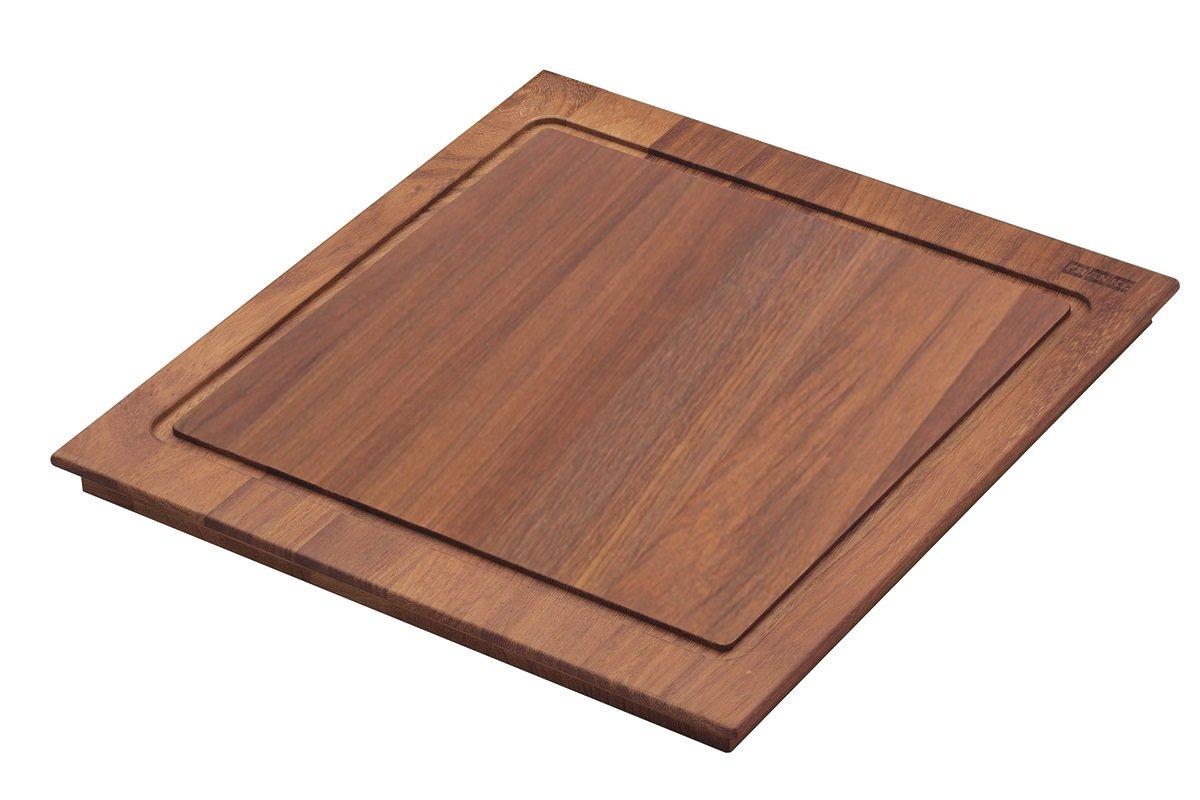 Franke PX-40S Peak Solid Wood Cutting Board for Peak Series Sink