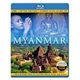 MYANMAR 4K IN THE MONKS LAND OF GOLD Limited Edition Filmed in 4K ULTRA HD) Blu-ray