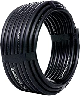 product image for Mister Landscaper 30-ft Coil of Black 1/4-in Vinyl Tubing