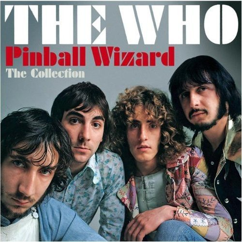 Image result for pinball wizard the who images