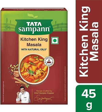 Tata Sampann Kitchen King Masala, 45g