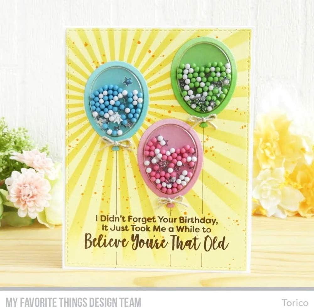 Mini Balloon Shaker Pouches