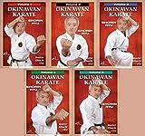 5 DVD SET Okinawan Shorin Ryu Karate 1-5 Kata Bunkai history fukyu pinan kusanku passai gojushiho