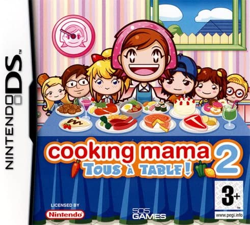 Cooking Mama 2 Tous A Table Amazon Fr Jeux Video