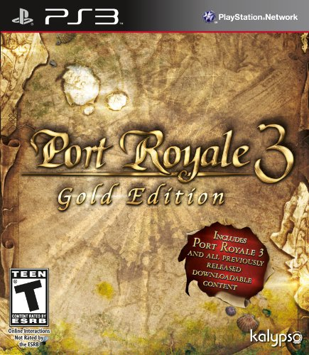Port Royale 3: Gold Edition - PlayStation 3 (Ps3 Civilization)