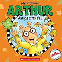 Marc Brown Arthur Jumps into Fall Paperback