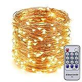Best Outside Plug In Lights - ER CHEN(TM) 99ft Led String Lights,300 Led Starry Review