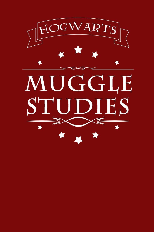 Amazon.com: Hogwarts Muggle Studies: Notebook Journal ...