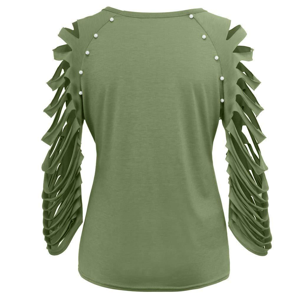 Amazon.com: Hivot - Camiseta de manga corta para mujer ...