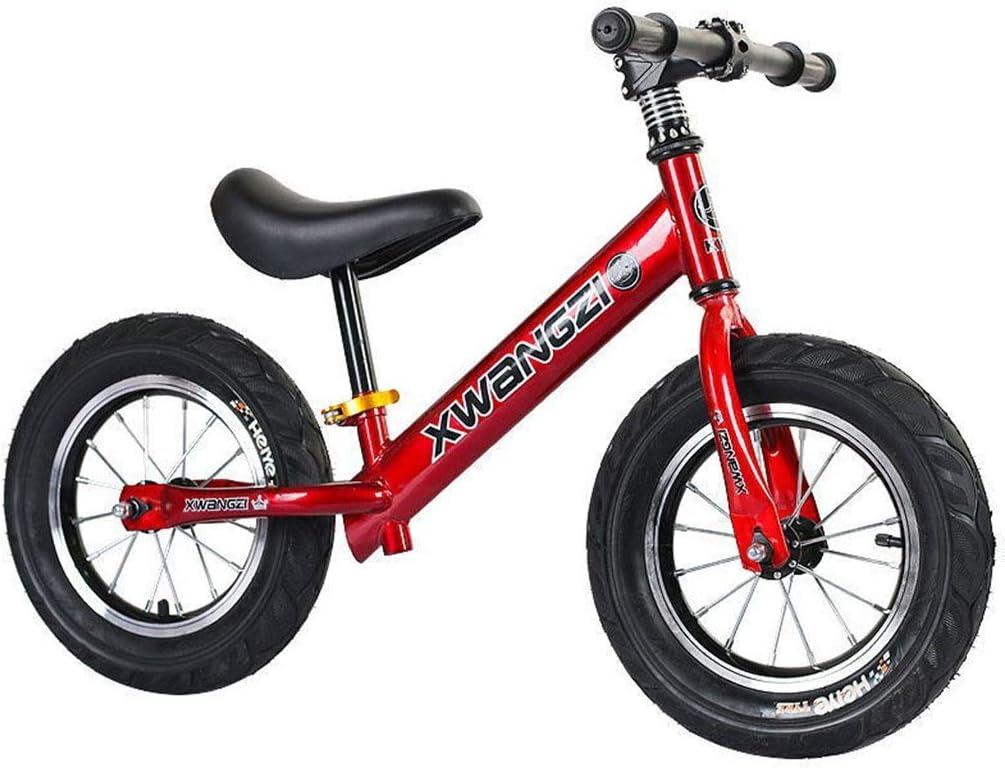 LIMUZI Bicicleta de Equilibrio con 12