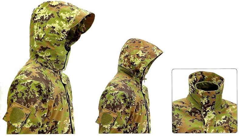 Giacca militare leggera impermeabile Wind shirt Defcon5