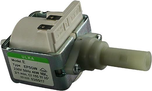 Saeco – Piezas de repuesto – Bomba EP5/S GW 230 V/50Hz: Amazon.es ...
