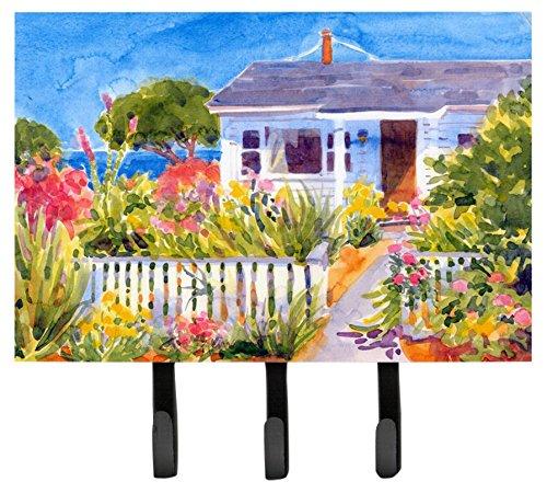 UPC 615872510245, Caroline's Treasures 6034TH68 Seaside Beach Cottage Leash Holder or Key Hook, Large, Multicolor