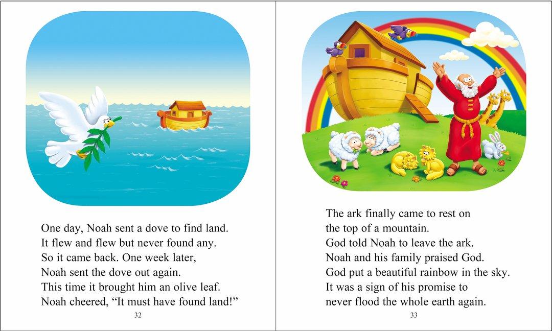 The Beginner's Bible: Timeless Children's Stories by HarperCollins Christian Pub.