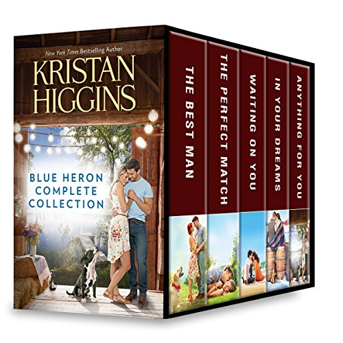 Blue Star Series - Blue Heron Complete Collection: An Anthology (The Blue Heron Series Book 1)